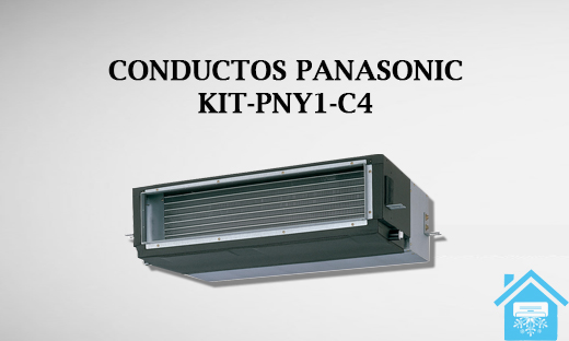 conductos panasonic